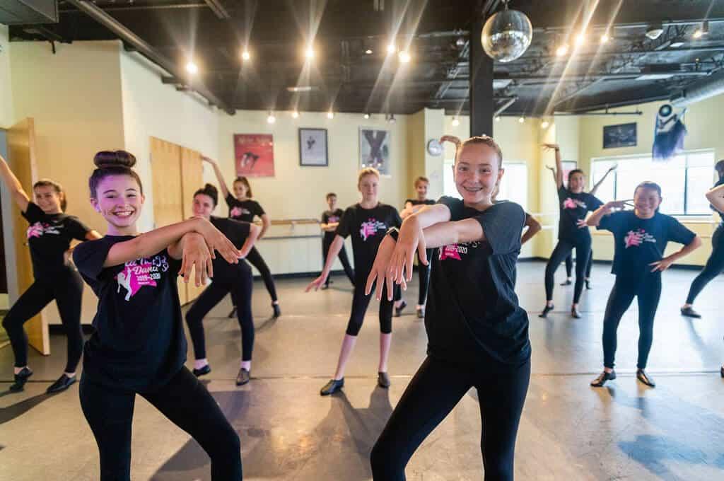 Dance Classes Newton