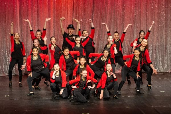 recital dance at all that jazz