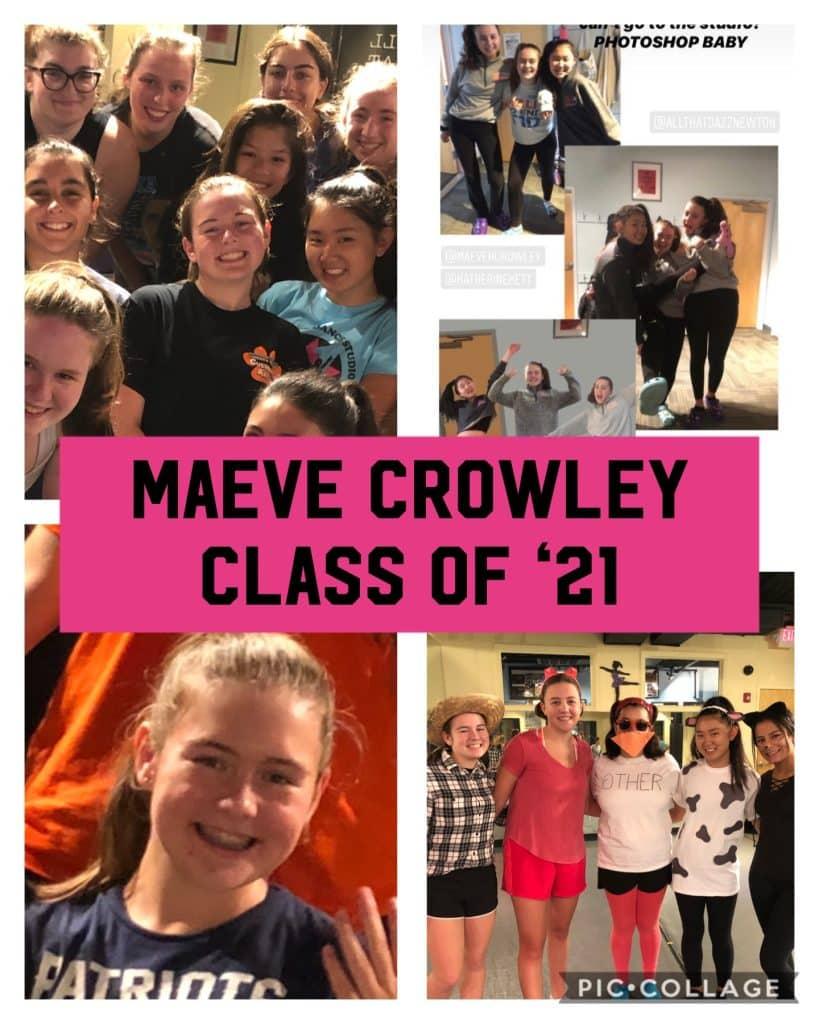 Maeve, class of '21