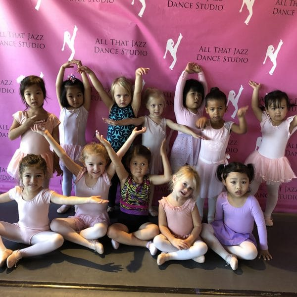 ballet/tap class