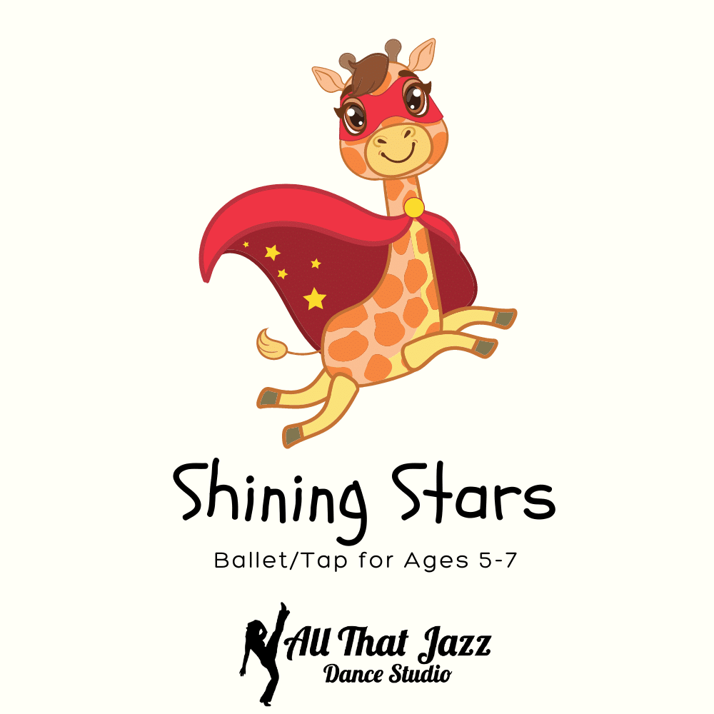 shining stars ballet and tap class
