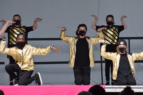 hip hop recital dance